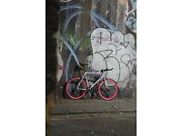 Christmas SALE ! GOKU Steel Frame Single speed road bike TRACK bike fixed gear V6H