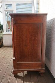Antique Blanket box / chest of draws for hallway / vestibule / entry room