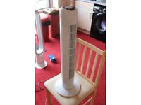 Cooling Tower Fan with Remote Control - As New Hardly used