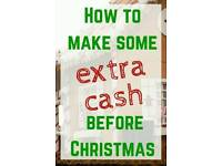 ***extra cash ***