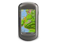 Garmin Oregon 450t handheld GPS + Garmin Topo France map