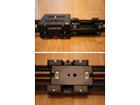 Slider Andoer V2-500 Compact Retractable Camera 50cm / 86cm Max Loading Capacity 8Kg/17Lbs