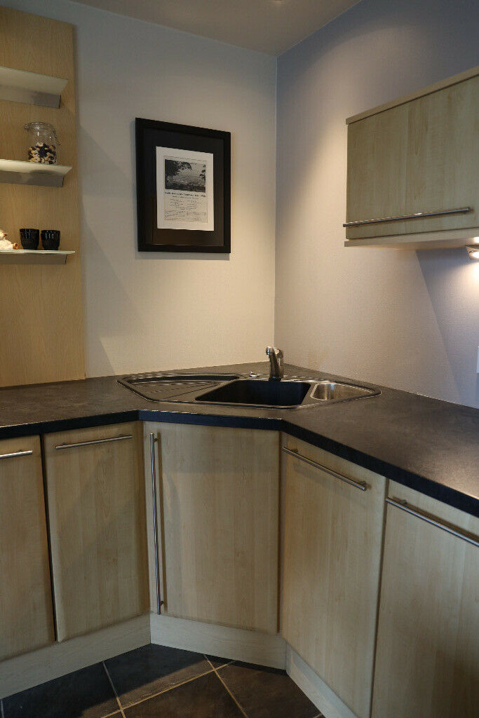 Maple Kitchen Cabinets/Units for sale | in Angus | Gumtree