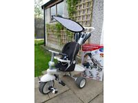 Smart Trike Recliner 4 in 1, great condition