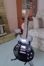 Epiphone ES-339 Guitar (Black).