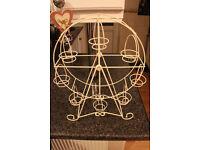 Cupcake wheel (8 cupcakes)