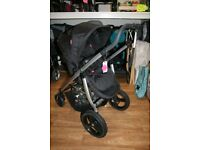 Phil & Teds Smart Lux Pushchair with reversible seat unit