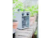 Apollo Electric Greenhouse Outbuilding Garage Conservatory Heater 1KW or 2KW
