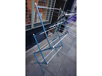 2 Funky Retro Laundry Drying Stands FREE DELIVERY CENTRAL EDINBURGH