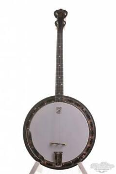 Deering Boston Tenor 17 Banjo Near Mint (Folk & Bluegrass)