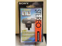 Sony Microphone
