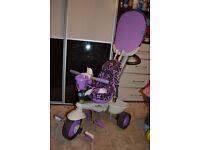 Smart purple trike
