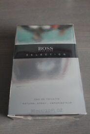 New and unopened Boss Selection Men's Fragrance (90ml)