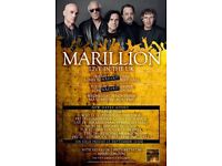 Marillion Ticket for Birmingham Symphony Hall