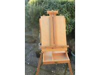 Easel - French box easel unused