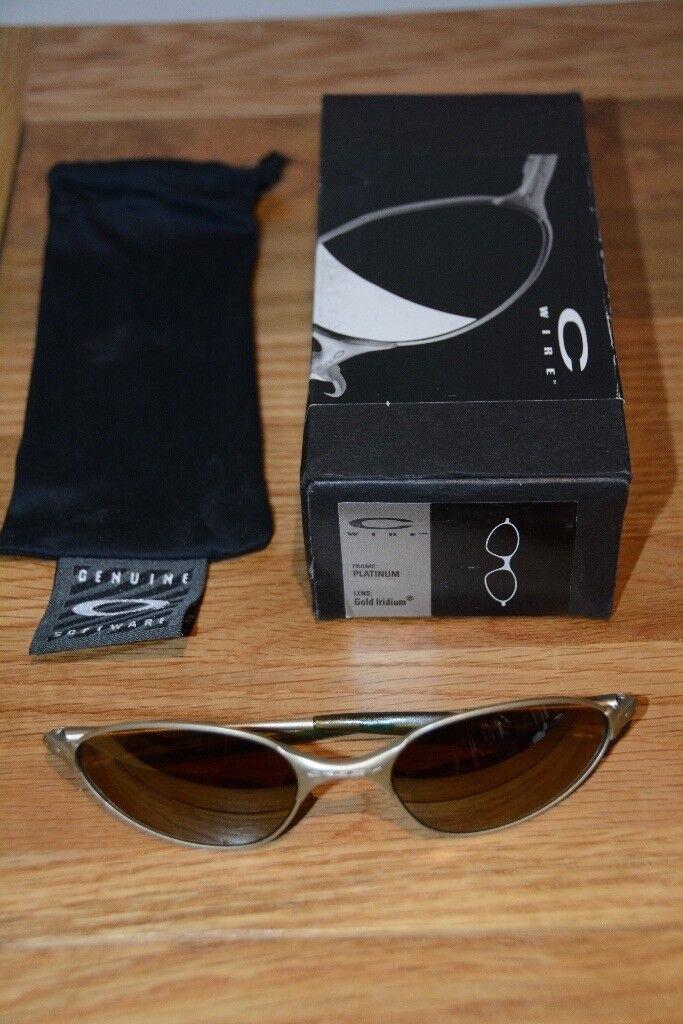 d1dc8e58237 Oakley C Wire Platinum Frame
