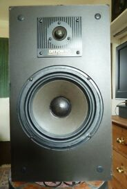 CELESTION DITTON 110 SPEAKERS