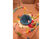 Bright starts baby jumperoo good condition!!!