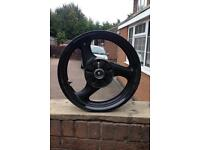 MK1 Bandit 600 Rear Wheel Black