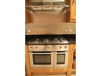 BRITANNIA Electrical Built-In Double Oven (already dismantled)