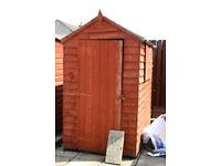 shed for free 120x180