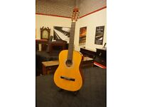 Acoustic guitar in used condition