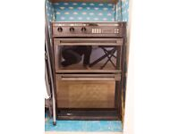 Europa CredaPlan Built-in Double Oven & Grill - Like New
