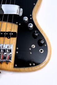 Fender Marcus Miller Signature Model Jazz Bass 2006