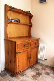 WELSH DRESSER - OLD, FROM CAPE TOWN