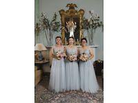 long bridesmaid dress for sale