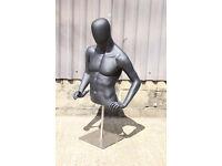Hans Bootd Male Mannequin half body