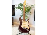 Squier 50th Anniversary Strat (Fender) 1996 Korean