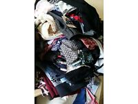 LOTS OF WOMEN'S CLOTHES FOR SALE! REAL BARGAIN PRICES FROM £1 to £8. SOME BRAND NEW, SOME USED.
