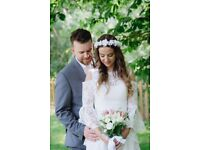 Wedding Photography - Special offers - Starting from £550.00 for a full day