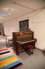 Artist Studio / Creative & small business / multi use / Little community of artists!