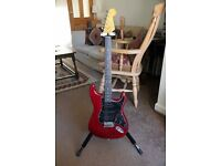 Fender Modern Player Series HSH Strat.