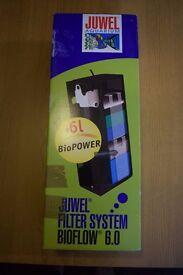Fish Tank Juwel Filter System Bioflow 6.0 & 3.0