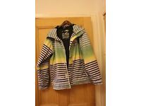 Billabong snowboarding jacket - size small - good condition