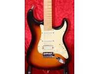 Fender American Deluxe HSS Stratocaster 60th Anniversary