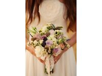 Experienced freelance florist for weddings in Sicily