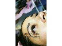 Gel nails extentions & Eyelash extensions Summer time promotion