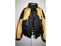motorbike Jacket size XS