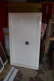 Disability Shower, doors, shower tray, fittings etc.