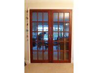 Doors Interior Glass Panel