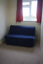 Ikea Sofa Bed Blue