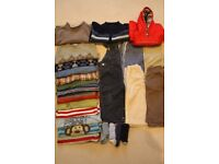 Boys 12-18 months winter clothes bundle