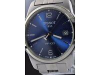 Men's Tissot PR 100- Unworn-.Warranty.Boxed