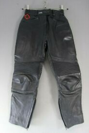 motorcycle leather Frank thomas armasport trousers
