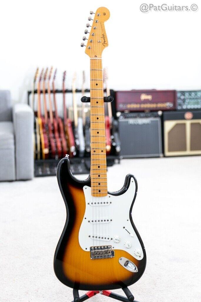 2011 Fender Custom Shop 1956 NOS Stratocaster in Sunburst with Maple  Fretboard '56   in Golders Green, London   Gumtree