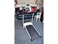Body Train Motorized Treadmill